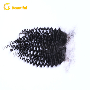 130% density brazilian glueless full lace human hair wig kinky curly wave lace front wigs with baby hair for black women