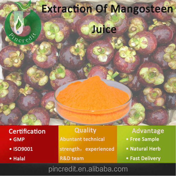 Mangostin/Mangosteen Extract/Extraction Of Mangosteen Juice