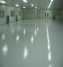 Factory Warehouse Epoxy Paint Floor Coating