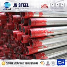 "abs pe esd coated pipe for industry manufacturer 6"" steel tube galvanized steel pipe seamless"