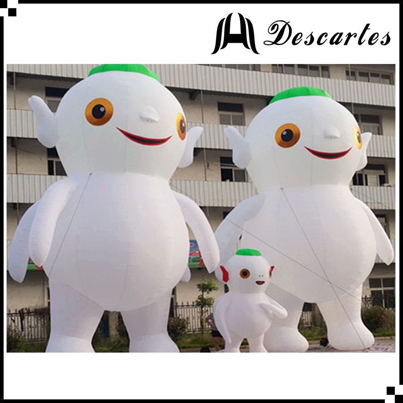 "Movie ""Monster Hunt"" custom advertising Huba, custom giant inflatable models"