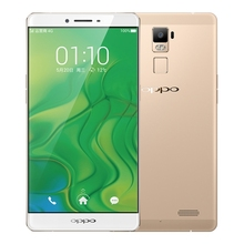 Original OPPO R7S PLUS ColorOS 2.1 Smartphone Kirin 950 8 Core 4GB RAM 128GB ROM 4100mAh Cat6 4G LTE Mobile Phone