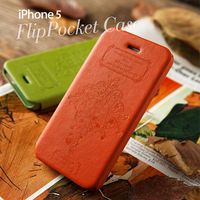VOIA FLIP CASE FOR IPHONE5/5S