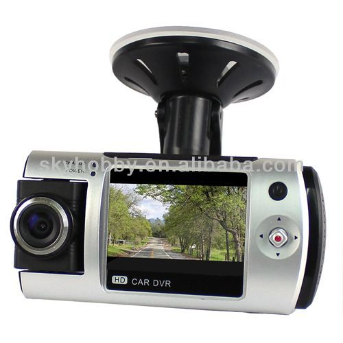R280 Full HD 1080P/720p Car DVR Recorder BlackBox R280 132 dg Lens With HDMI/TV