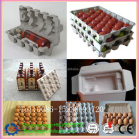 Hot sale waste paper shoe tray forming machine/paper pulp shoe tray machine