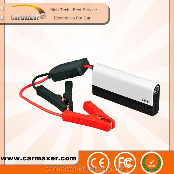 12v portable multifunction car battery jump start cable