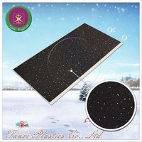 With the stars up in the sky Style Kitchen Accessories PVC Ceiling Panel