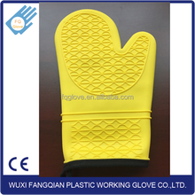 Heat Resistant Silicone Gloves Waterproof Heat Resistant Gloves