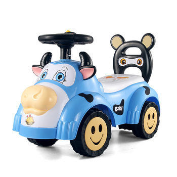 cartoon shape musical plastic ride on kids battery operated cars with cheap price