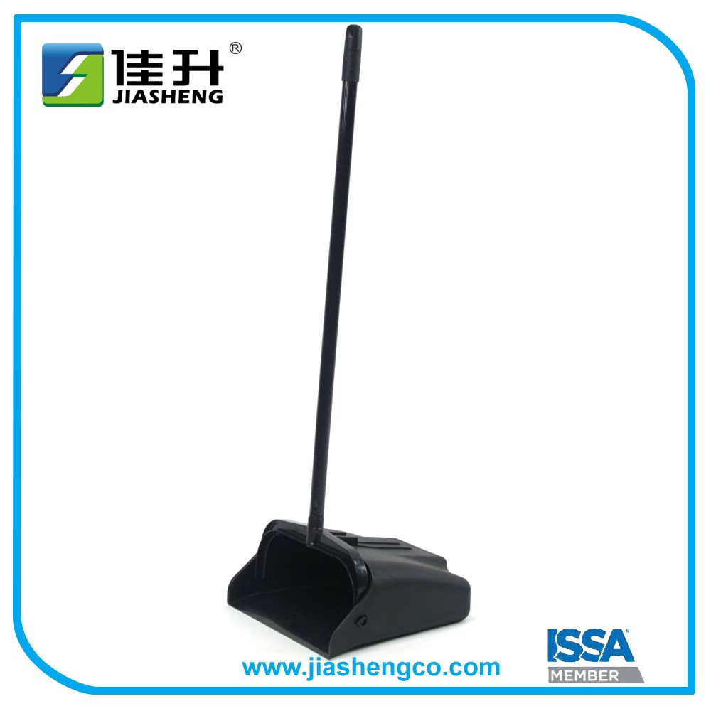 "Plastic Comercial Lobby Dustpan Dust Pan with Lobby Broom 12"" 30cm Width"