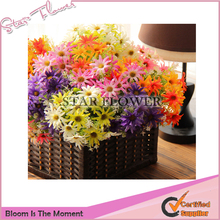 2017 New Product SF2017021 Artificial Flowers s Mini Daisies Spring Fake Garden Decor Decoration New Country artifical flower