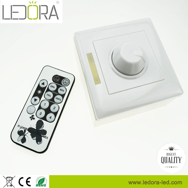 High voltage AC90v-240v IR Led lighting dimmer 220v 230v