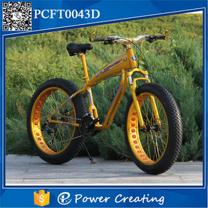 Hot sale latest 21 speed 26 inches make in china fat tire bike