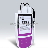 Portable PH ORP Ion Meter Multiparameter
