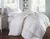 600TC European Down Comforter Queen