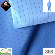Antistatic ESD Fabric for Cleanroom Smock