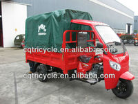 fashion 250cc motorized big wheel tricycle