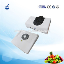 12v transport food truck refrigeration/cooling systems with auto controller