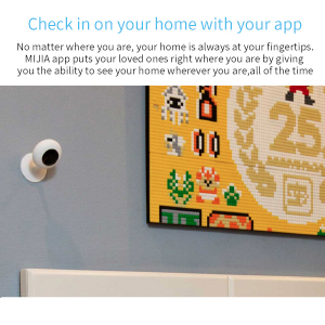 MIJIA 1080P Wireless IP Camera xiaomi wifi camera wide angle smart home security Two-Way Audio Motion Detection