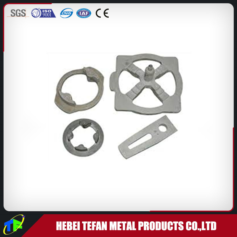 wrought iron stamping products / cast iron door parts
