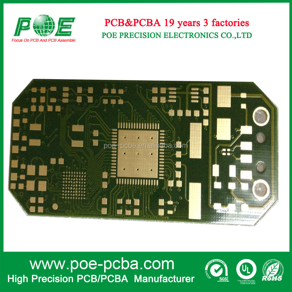 Immersion Tin Finish Pcb Suppliers And 94vo Circuit Board Six Layer Hasl Lf Manufacturers At