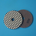 Flexible Diamond dry sanding disc