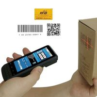 portable data collector with 1d/2d barcode reader , wifi, gprs,3G,android OS