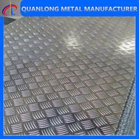 low price aluminum diamond plate sheets