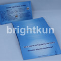 Professional Dental white teeth 3D efficient foam teeth whitening strips for sale