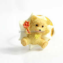 resin animal toy finger ring git craft