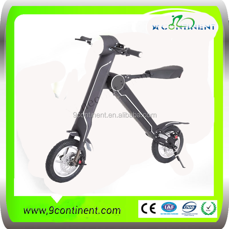 electric scooter 240w snow scooter with seat for adults