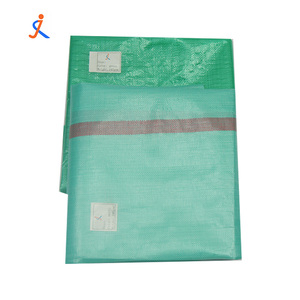 High quality pe tarpaulin cover sheet hdpe tarps Practical Green PE Tarpaulin for Rain Cover