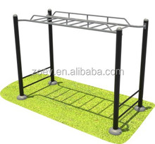 new style outdoor gym bar