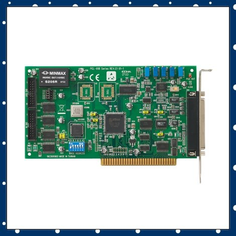 Advantech industrial chassis circuit module PCL-818L-CE 40 kS/s, 12-bit, 16-ch ISA Multifunction Card