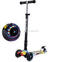 Wholesale High Quality Best Price Balance Kick Scooter 3 Wheels Kids Scooter