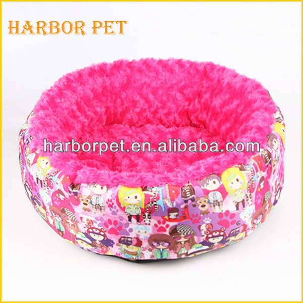 Wholesale Quality Plush Pet Bed for Cats