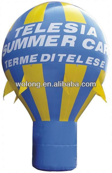 inflatable playground balloon, inflatable jumping balloons