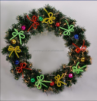 Festival Oranment ,Christmas Decorations, Christmas wreath