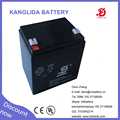 realibale quality UPS battery 12v 5ah lead acid battery