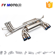 Stainless Steel BM 01-05 M3 E46 M3-170 Catback Exhaust Downpipe