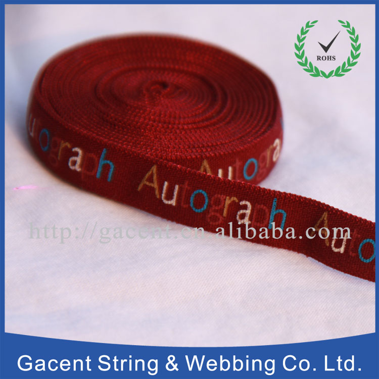 China supplier elastic bra strap