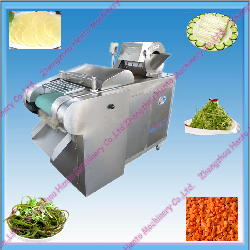 Multifunctional Automatic Vegetable Dicer Machine