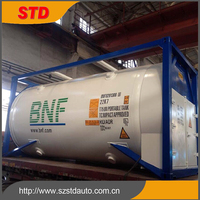 Transport Liquefied Natural Gas LNG Tank