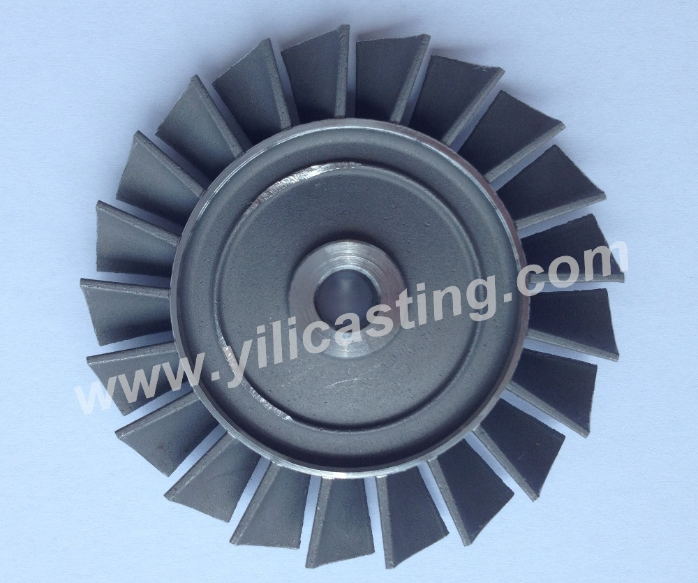 55mm turbine disc compressor wheel and nozzle guide vane