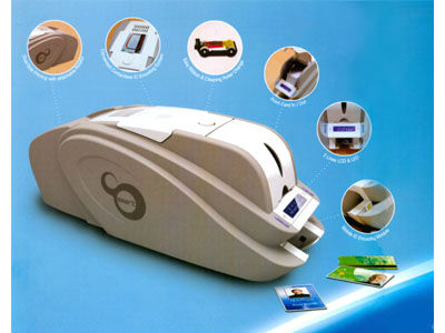 ID or PVC Card Printer