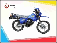 125cc 150cc 200cc 250cc cheap hot selling Jialing dirt bike motorcycle