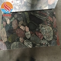 Factory Supply Shangdong Color Pearl Rainbow Stone Granite Slabs for Paver Tiles