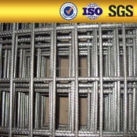 Welded reinforcing mesh