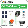Bluesun cheap design off-grid 300w mini solar power system for travel