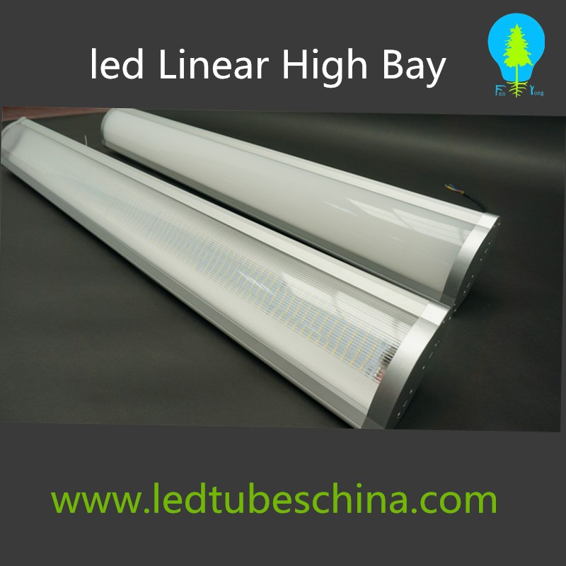 China express external driver ip65 smd 5630 led linear lighting,high quality highbay led lights